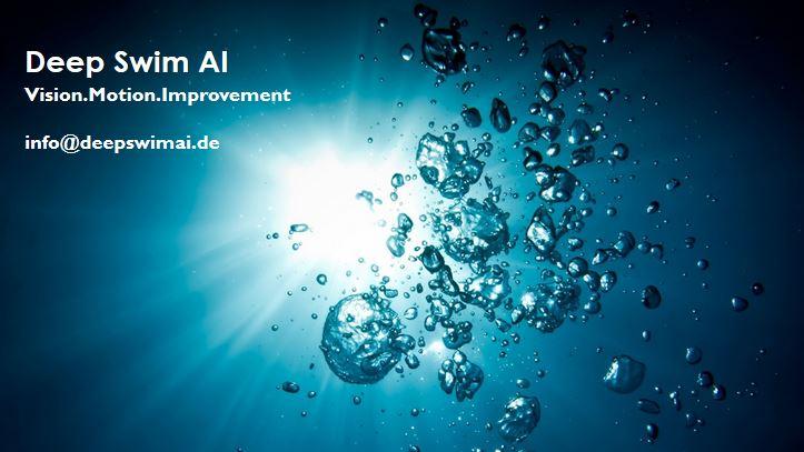 Deep Swim AI Vision Motion Improvement Wocken